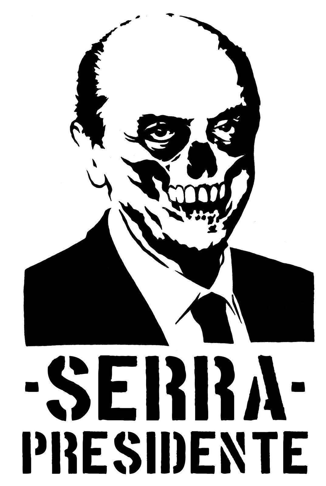 "Piada - Serra ""presidente"""