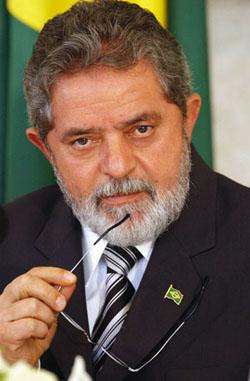 Presidente Lula - olho no olho da população