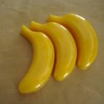 Inutilidade: inventaram o sabonete com forma de banana