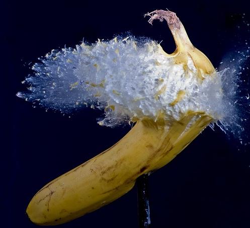 Fuzilamento de bananas