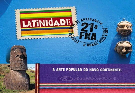 21ª Feira Nacional de Artesanato em Belo Horizonte - Minas Gerais