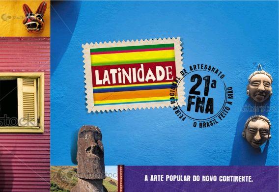 21ª Feira Nacional de Artesanato em Minas Gerais