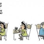 Aposta errada de marido corno: feliz e triste ao mesmo tempo