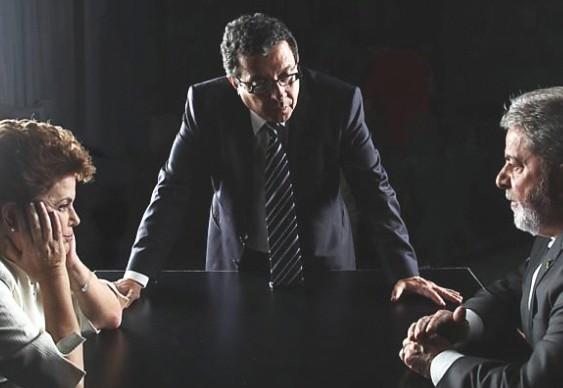 Marketing político: Dilma, João Santana e Lula