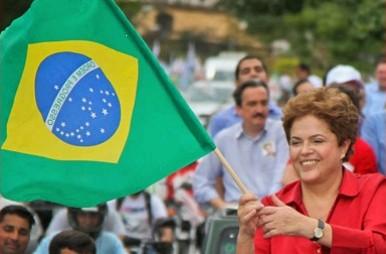 Dilma - mulher poderosa