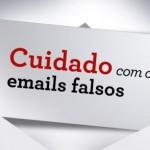 Atenção! Diferença entre emails falsos e o autêntico Email