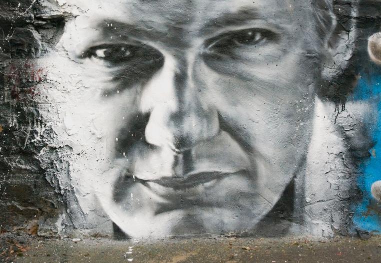 Julian Assange - WikiLeaks - wallpaper