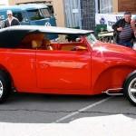 Volkswagen Hot Rod Vermelho – um fusca dos diabos!