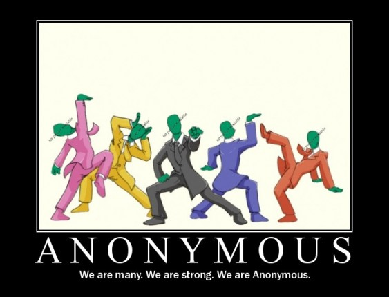 Anonymous - Poster