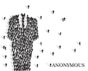 Grupo Anonymous / WikiLeaks - wallpaper