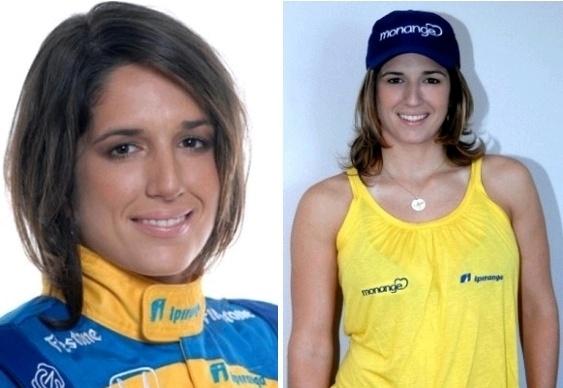 Bia Figueiredo - piloto de automobilismo