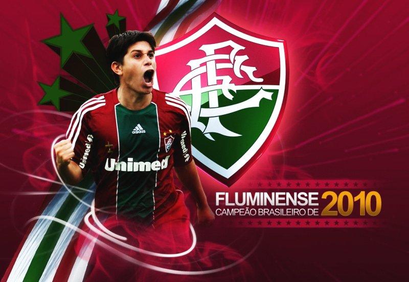 Conca - o craque do Fluminense campeão 2010