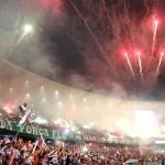 Torcida tricolor em festa: Fluminense campeão brasileiro