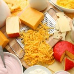 Prevenção de diabetes e doenças cardíacas com leite e queijos