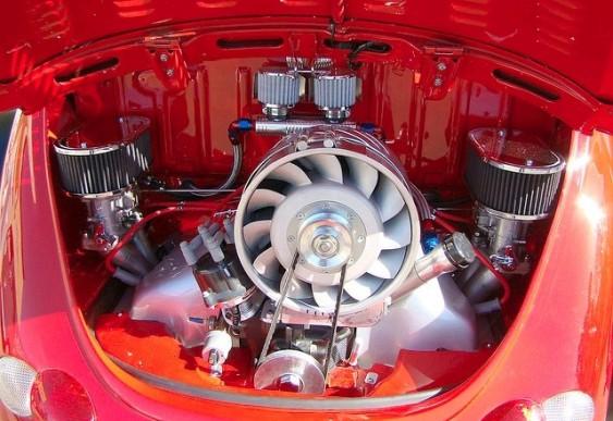Volks Hot - Motor