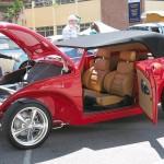 Um fusca dos diabos 2 – Volkswagen Hot Rod Vermelho