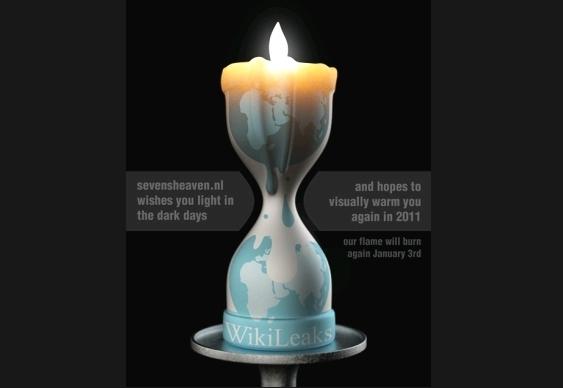 Feliz Natal e Bom Ano Novo - WikiLeaks