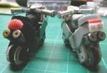 Mini motos de isqueiros