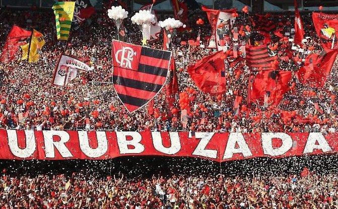 Urubuzada - Torcida rubro-negra do Flamengo