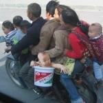 O mistério no sumiço do bebê do balde em motocicleta