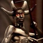 Com bloco 'Os Cãos de Jacobina' Bahia tem carnaval dos diabos