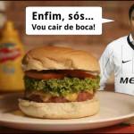 Ronaldo e o sanduba X-tudo: Hipotiroidismo à la Fenômeno