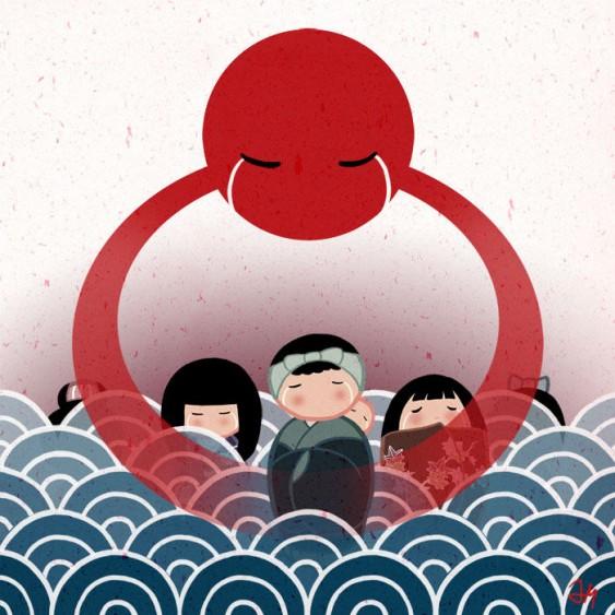 Japão - Amizade internacional