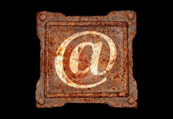 Antigo e-mail