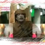 Zenga-Zenga, o techno-funk do ditador Kadhafi
