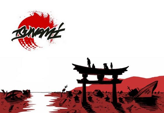 Charge - Tsunami no Japão