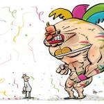 Piada de Carnaval: e vai rolar a festa… na floresta amazônica
