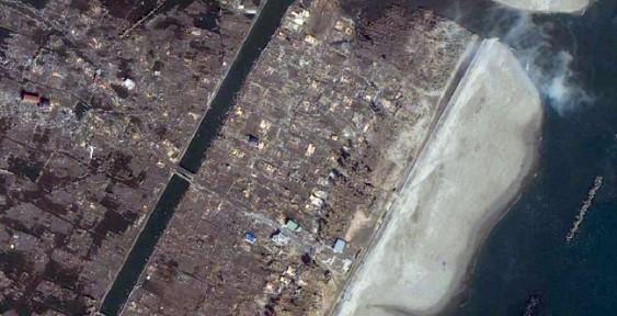 Japão depois do terremoto