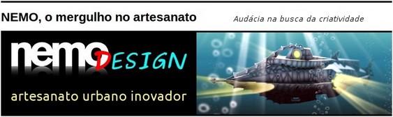 NEMO - Estúdio & Oficina de Artesanato Inovador
