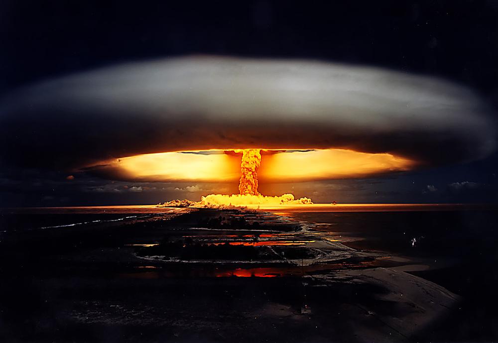 Perigos da energia atômica