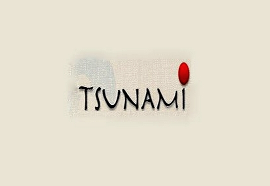Sushi bar Tsunami