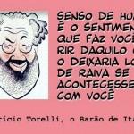 """""""Entre sem bater"""" na vida e obra do genial Barão de Itararé"""