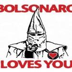 Bolsonaro e Marcelo Tas chafurdam com 'pérolas' de Preta