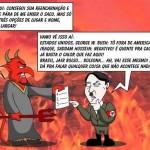 Melô do deputado Jair Bolsonaro: fonte de inspiração racista