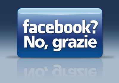 Campanha contra o Facebook