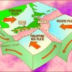 Terremoto aumenta tamanho da placa continental do Japão