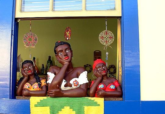Bonecas de Tiradentes