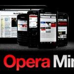 Opera Mini chega a 100 milhões de navegadores em celulares