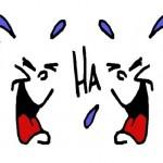 Ao teclar kkkk, rsrsrs, ou ahaha, você está rindo em 'tiopês'