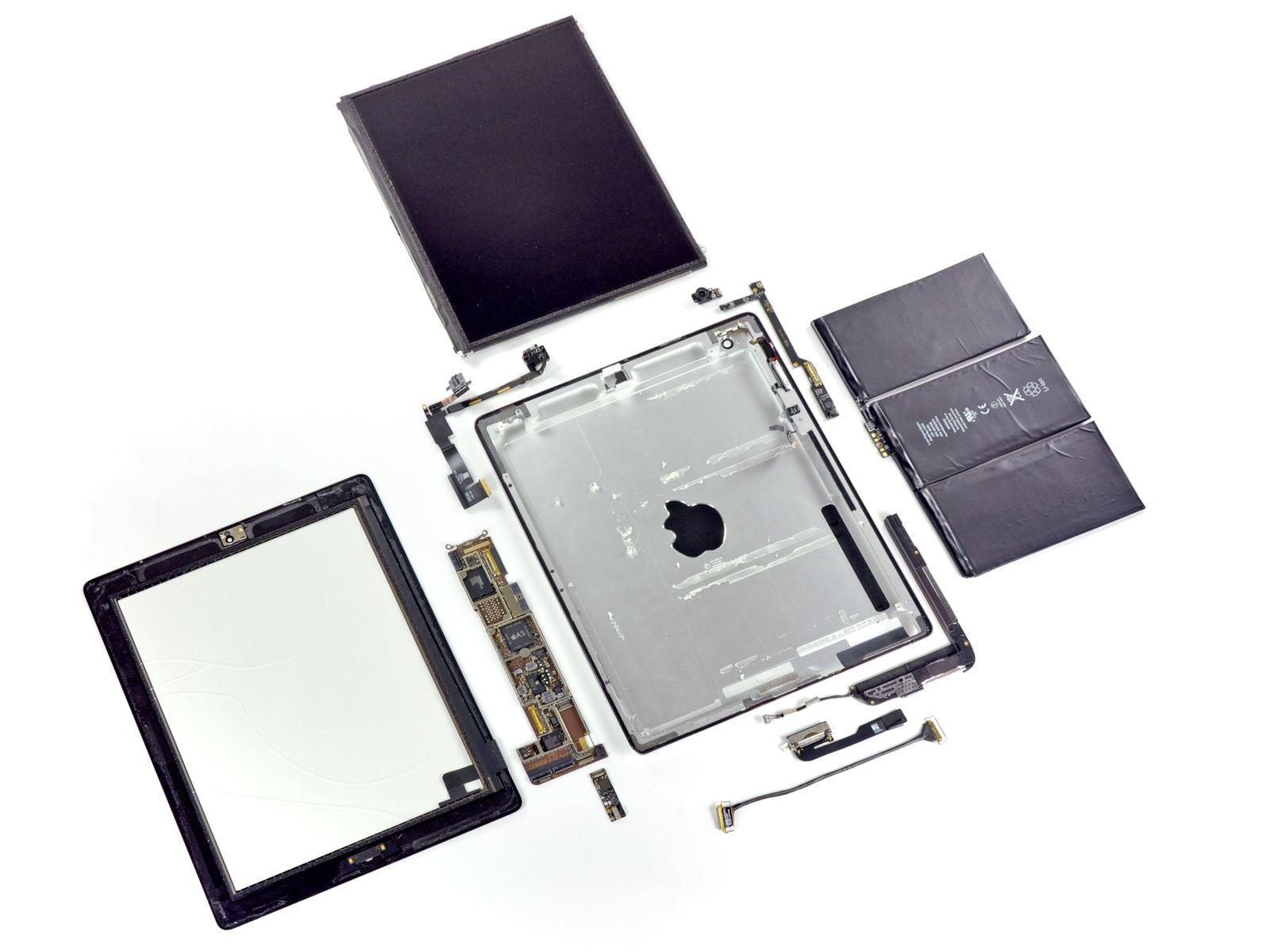 Fábrica de iPads no Brasil