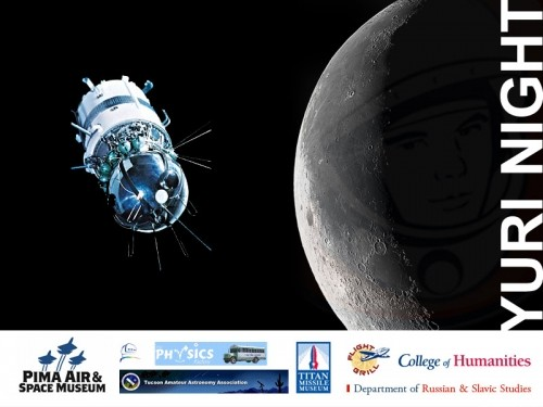 A Noite de Yuri Gagarin