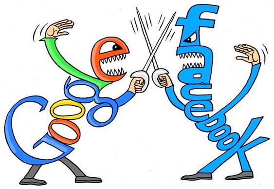 Google x Facebook