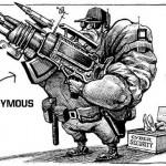 Anonymous rebate Sony e nega roubo de dados de usuários da PSN