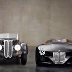 BMW 328 Hommage, carro-conceito inspirado num roadster 1936