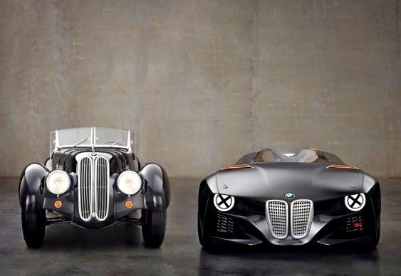 Carro conceito BMW