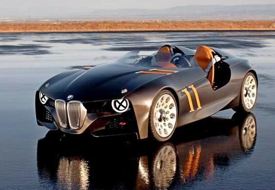 Carro-conceito BMW